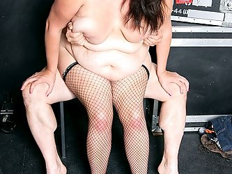 BBW door guard gets banged