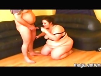 Mega Extrem Fat !!!! But Horny..