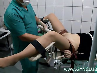 the first time at the gynecologist